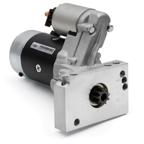 High-Torque Starter; Gear Reduction Type; 2.2KW; Fits All Chevy V8-V6 Engines